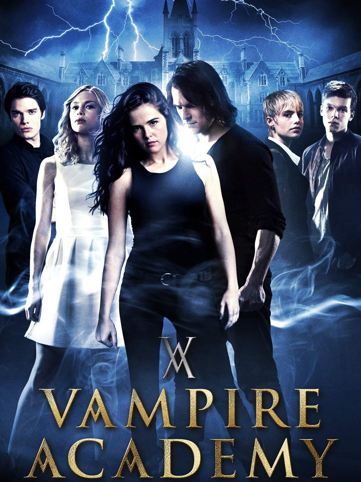 Vampire Academy on Amazon Prime Video UK