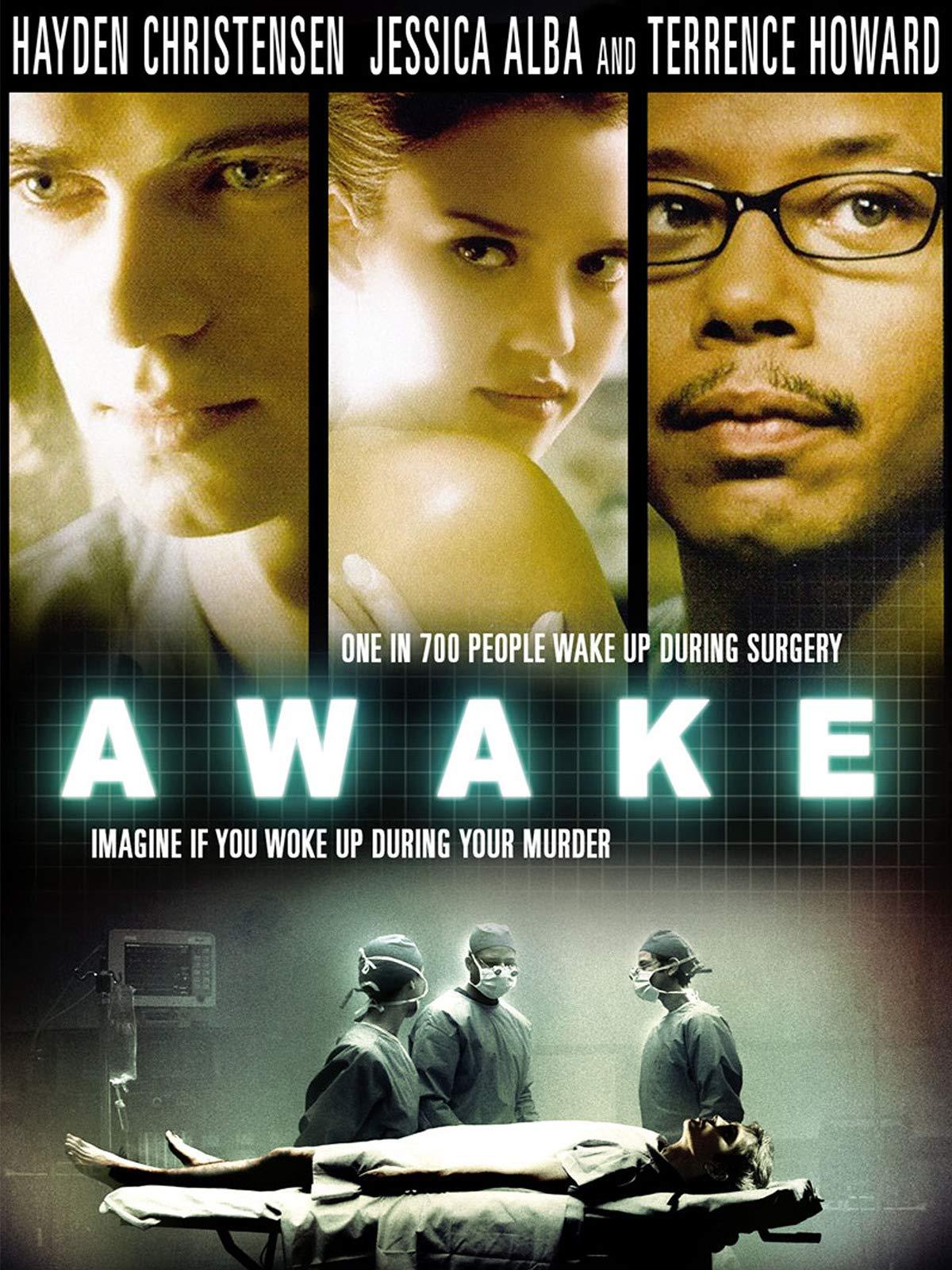 Awake on Amazon Prime Video UK