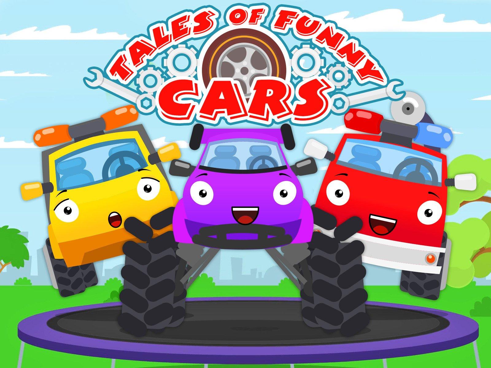 Tales of Funny Cars - Season 3