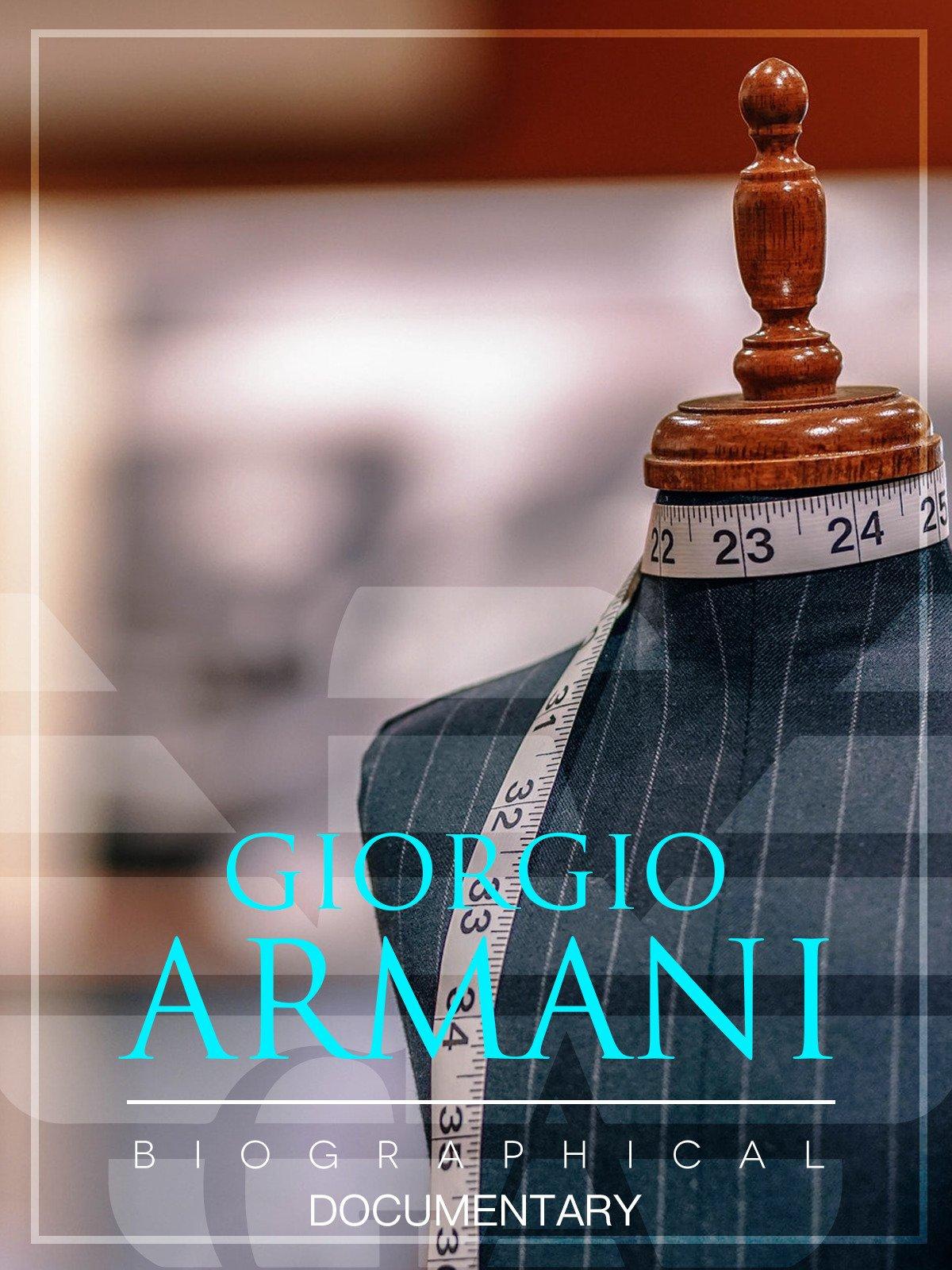 Giorgio Armani: Biographical Documentary