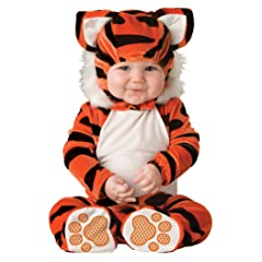 Lil Characters Unisex-baby Infant Tiger Costume