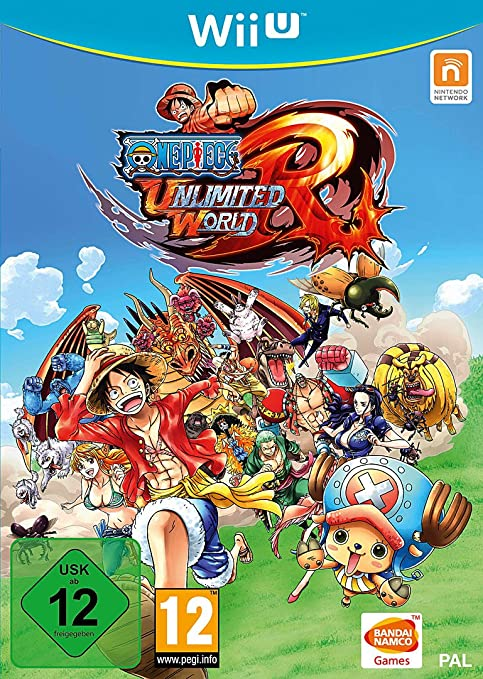 One Piece Unlimited World Red, Wii U