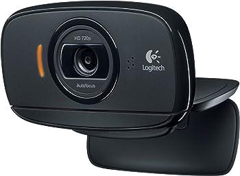 Logitech C525 USB 2.0 720p HD Webcam with Autofocus