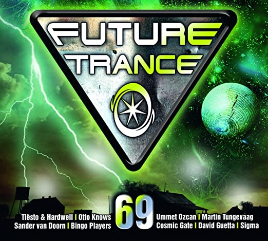 Various Artists-Future Trance 69