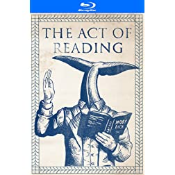 The Act of Reading [Blu-ray]