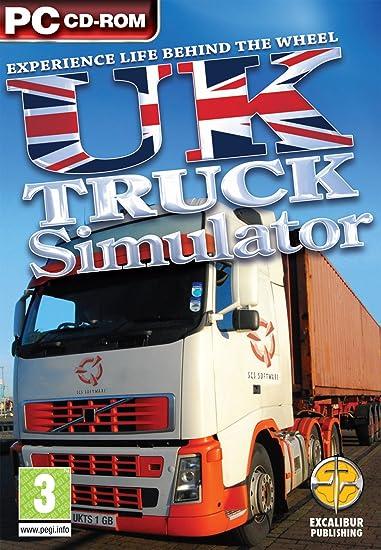 Crack uk truck simulator version 1 32