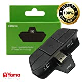 Stereo Headset Headphone Audio Game Adapter For Microsoft Xbox One Controller, Xbox one controller adapter from YamaMarket