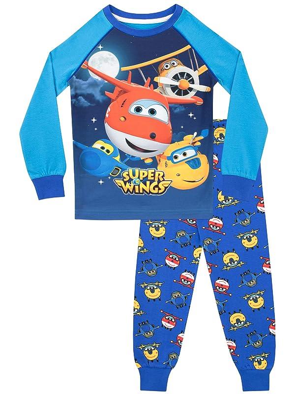 Super Wings Boys Jett Pyjamas