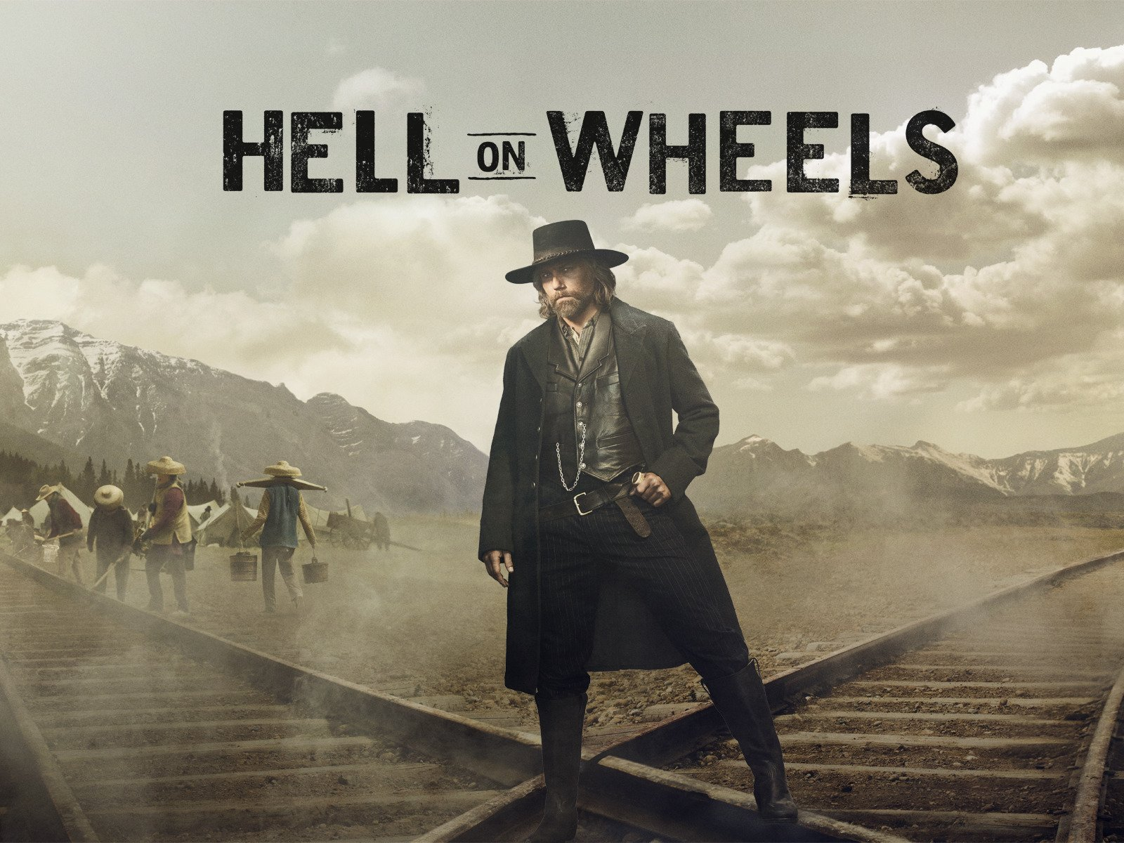 Hell on Wheels - Season 502