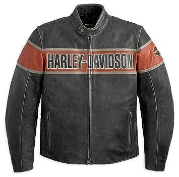 Harley davidson victory lane leather jacket - 98057-13 vm