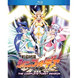 Symphogear Season 1 [Blu-ray]