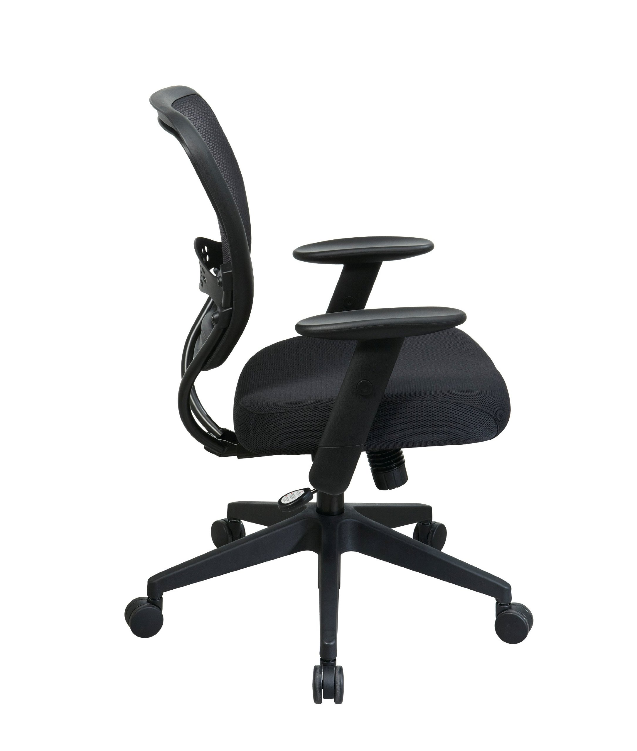 office star 5500 space air grid mid back swivel chair