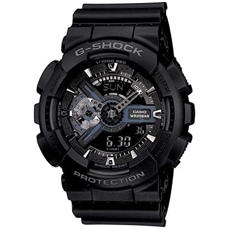 G-Shock-X-Large-Combination-Watch-Military-Black-Casio