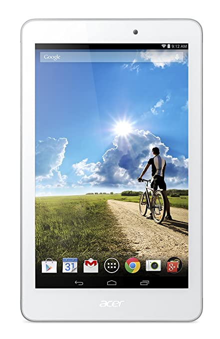 """Acer Iconia Tab A1-840FHD Tablette tactile  7.9"""" IPS FULL HD (Intel® Atom(TM) Z3745 Quad-Core, RAM 2 GB, HDD 16 GB, Android 4.4 Kit Kat)"""