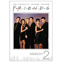 Friends: Season 2 (25th Anniversary - DVD)