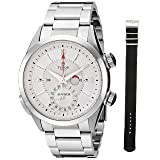 Tudor Heritage Advisor Silver Dial Stainless Steel Mens Watch 79620T-95740 (Color: Silver)