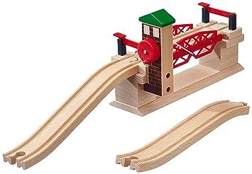 brio 33757 jeu de construction pont basculant jeux et et jouets z480. Black Bedroom Furniture Sets. Home Design Ideas