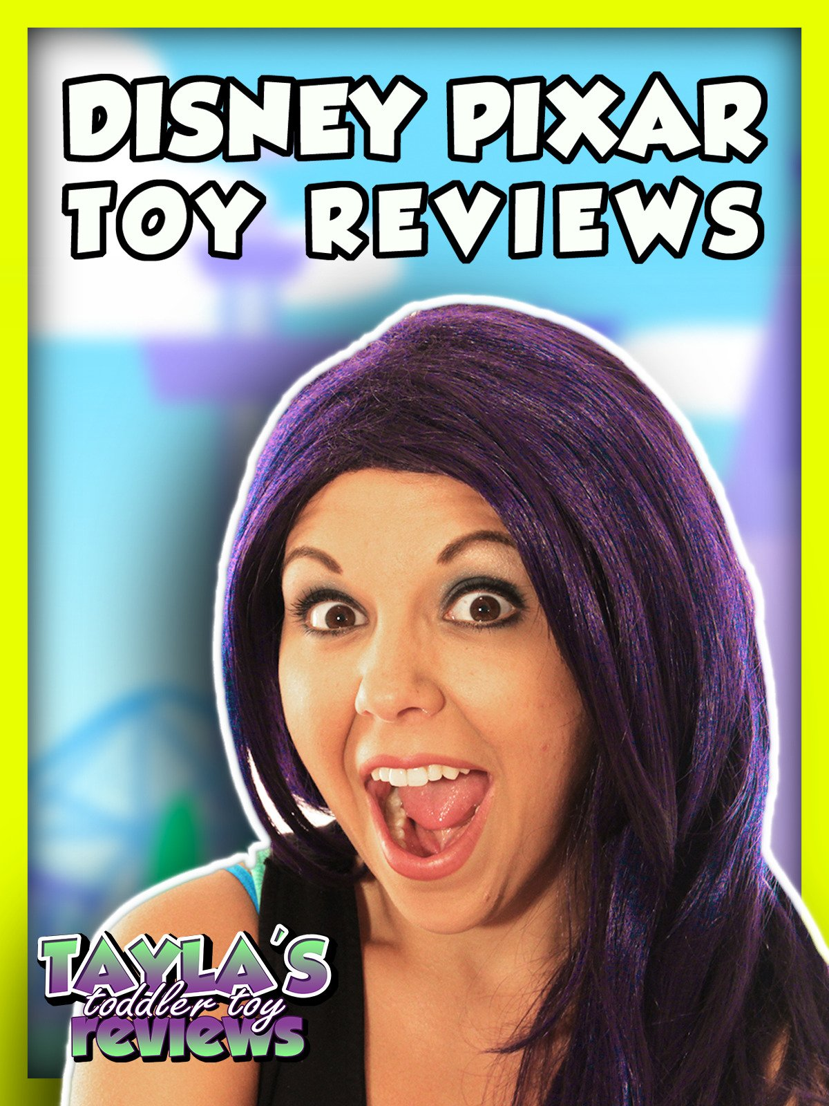 Review: Disney Pixar Toy Reviews