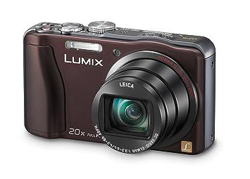 Panasonic Lumix DMC-TZ31EG-T Appareils Photo Numériques 15.3 Mpix Zoom Optique 20 x