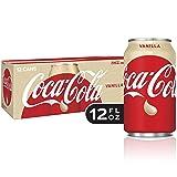 Coca-Cola Vanilla, 12 fl oz, 12 Pack (Tamaño: 12 fl oz)