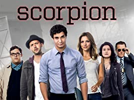 'Scorpion, Season 2' from the web at 'http://ecx.images-amazon.com/images/I/81c4yRmhdDL._UY200_RI_UY200_.jpg'