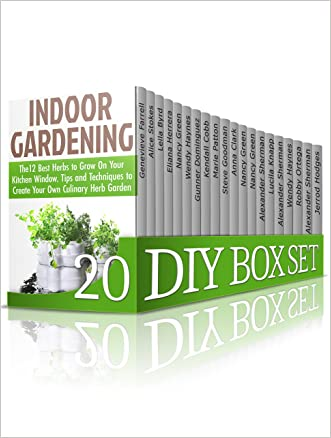 DIY Box Set: Get This 20 Outstanding Books Mega Bundle, Learn DIY Skills and Make Your Life Easier (How to knit, Frugal Living, Homemade Shampoo)
