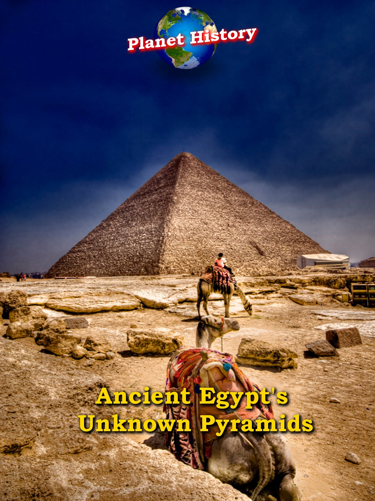 Ancient Egypt's Unknown Pyramids