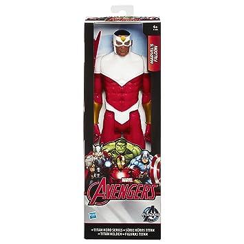 Avengers - B1668es00 - Figurine Cinéma - Falcon - 30 Cm - Modèle aléatoire