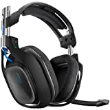 ASTRO Gaming A50 PS4 - Black (2014 model) (Color: Black)