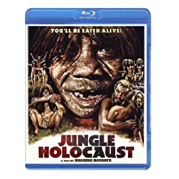 Jungle Holocaust (Special Edition) AKA Last Cannibal World / The Last Survivor / Ultimo mondo cannibale [Blu-ray]