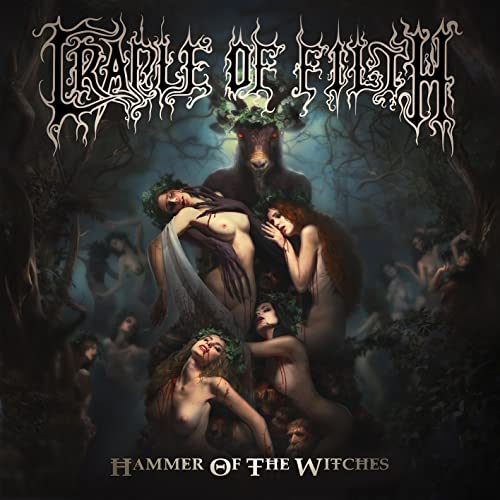 Cradle Of Filth - Hammer Of The Witches (Limited Edition)