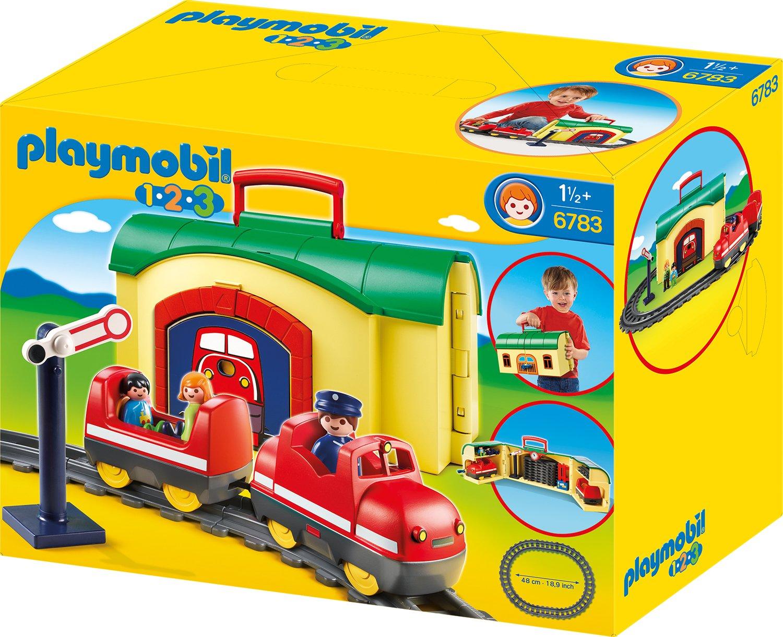 PLAYMOBIL® Meine Mitnehm-Eisenbahn (6783)