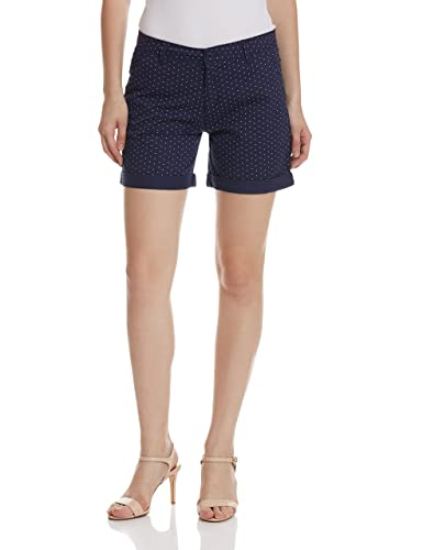 United Colors Of Benetton Women's Cotton Shorts at amazon
