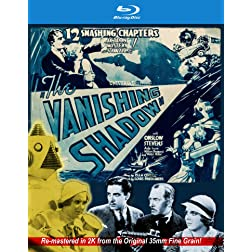 The Vanishing Shadow [Blu-ray]