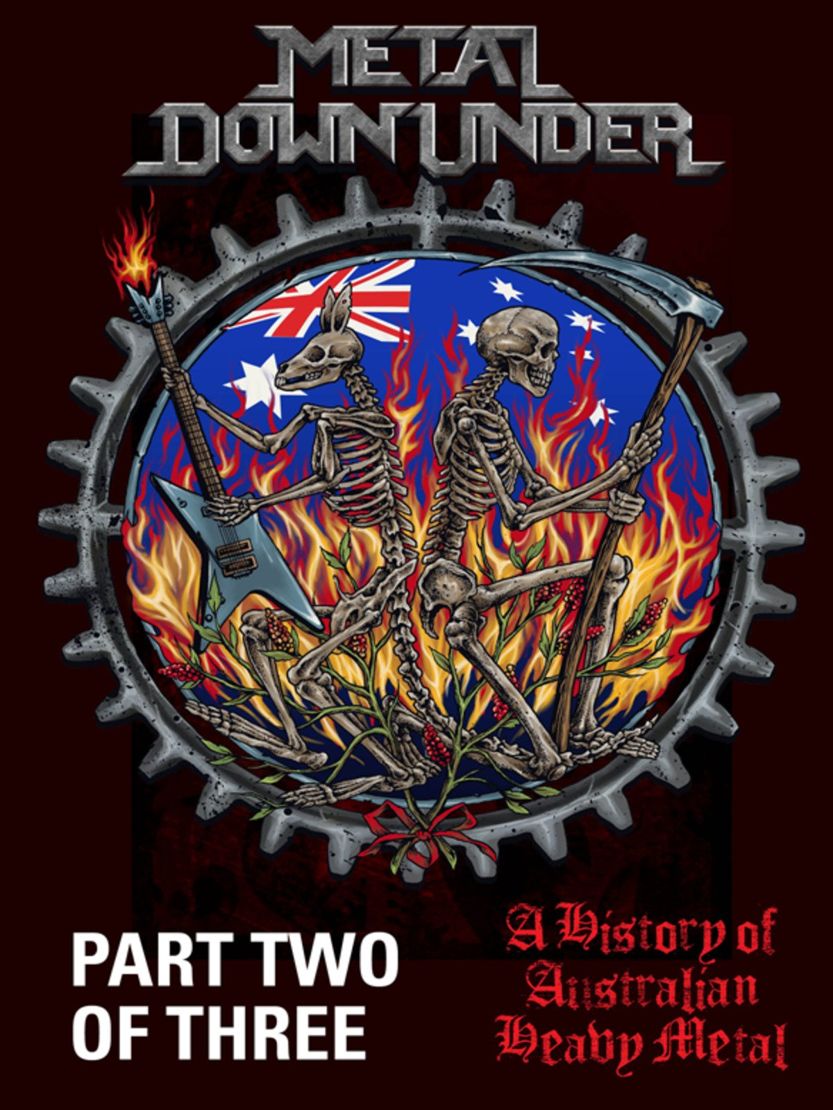 Metal Down Under (A History of Australian Heavy Metal), Part 2