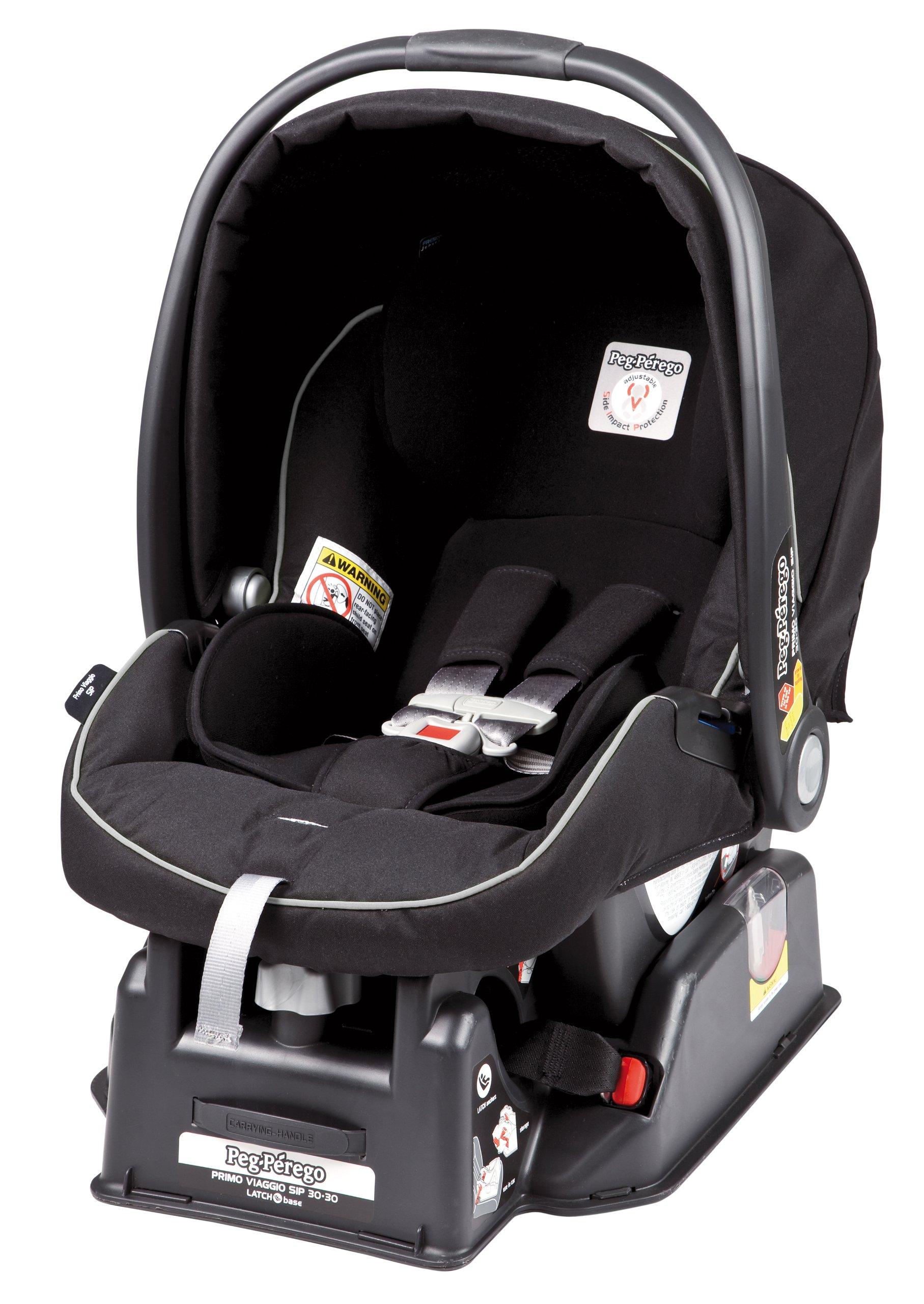 peg perego primo viaggio sip 30 30 infant car seat nero reflect ebay. Black Bedroom Furniture Sets. Home Design Ideas