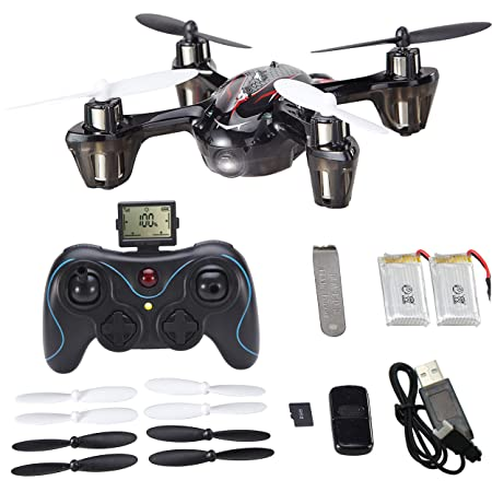 Holy Stone Mini RC Drone with 720p HD Camera 6-Axis Gyro