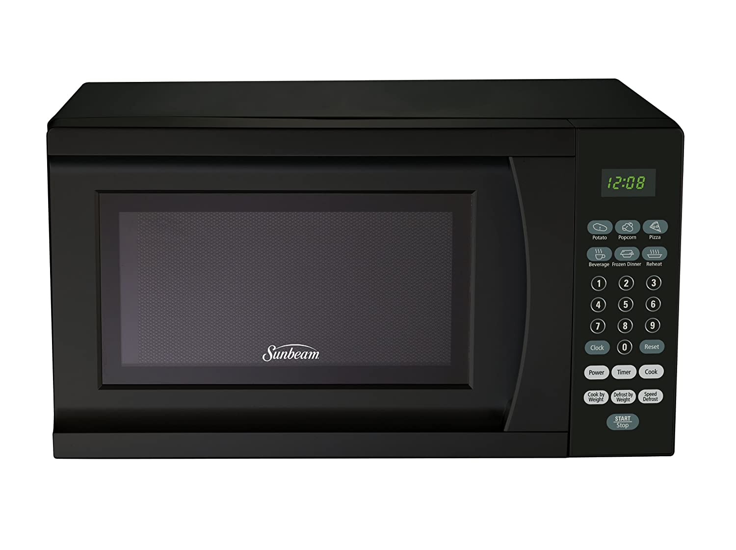 Sunbeam SGS90701B 0.7-Cubic Ft Microwave Oven, Black CHECK PRICE