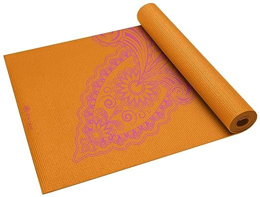 Gaiam Print Yoga Mats (3mm)