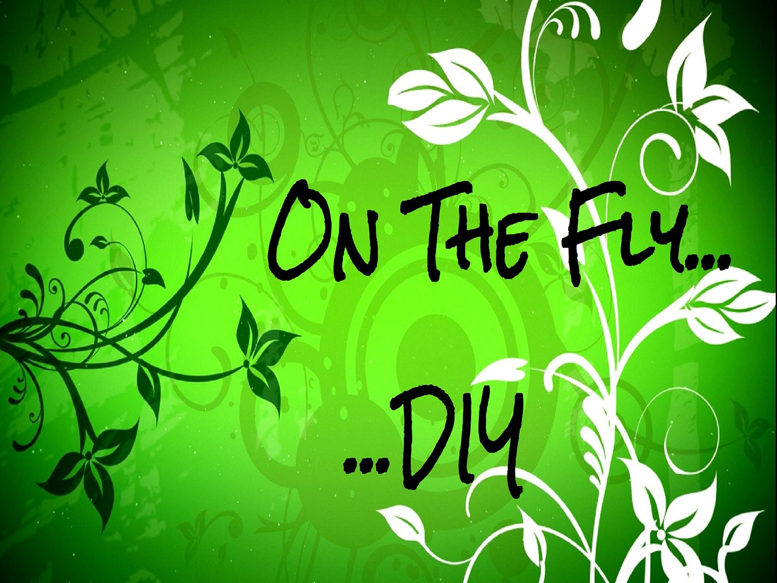 On The Fly...DIY - Season 2