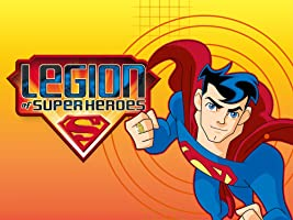 Legion of Super Heroes: The Complete Second Season