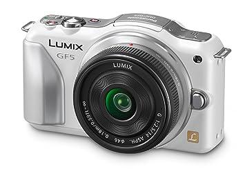Panasonic Lumix DMC-GF5 Appareil photo numérique Reflex 13.06 Mpix Boîtier nu Argent