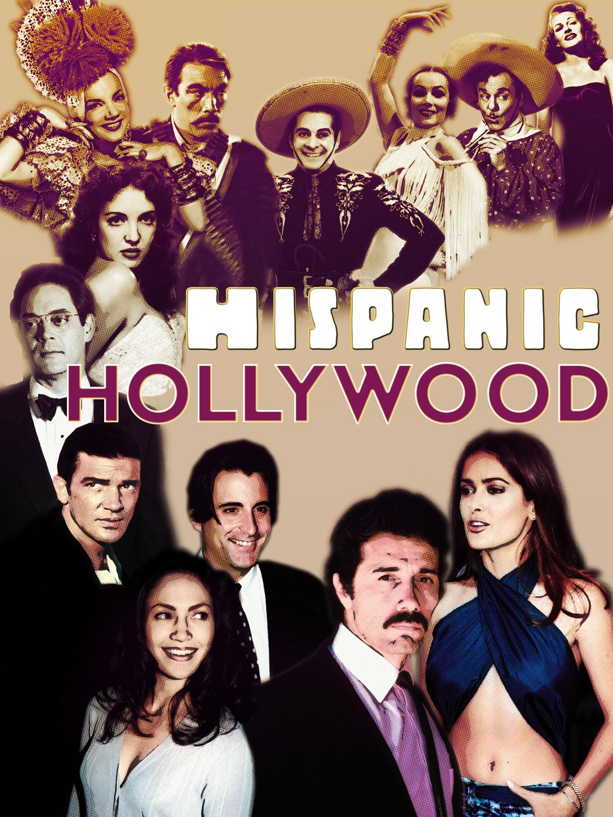 Hispanic Hollywood on Amazon Prime Video UK