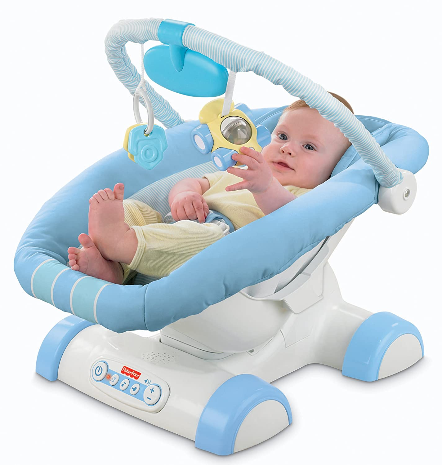 Fisher Price Cruisin Motion Soother