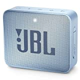 jbl Go 2 Portable Bluetooth Waterproof Speaker (Cyan) (Color: Cyan)