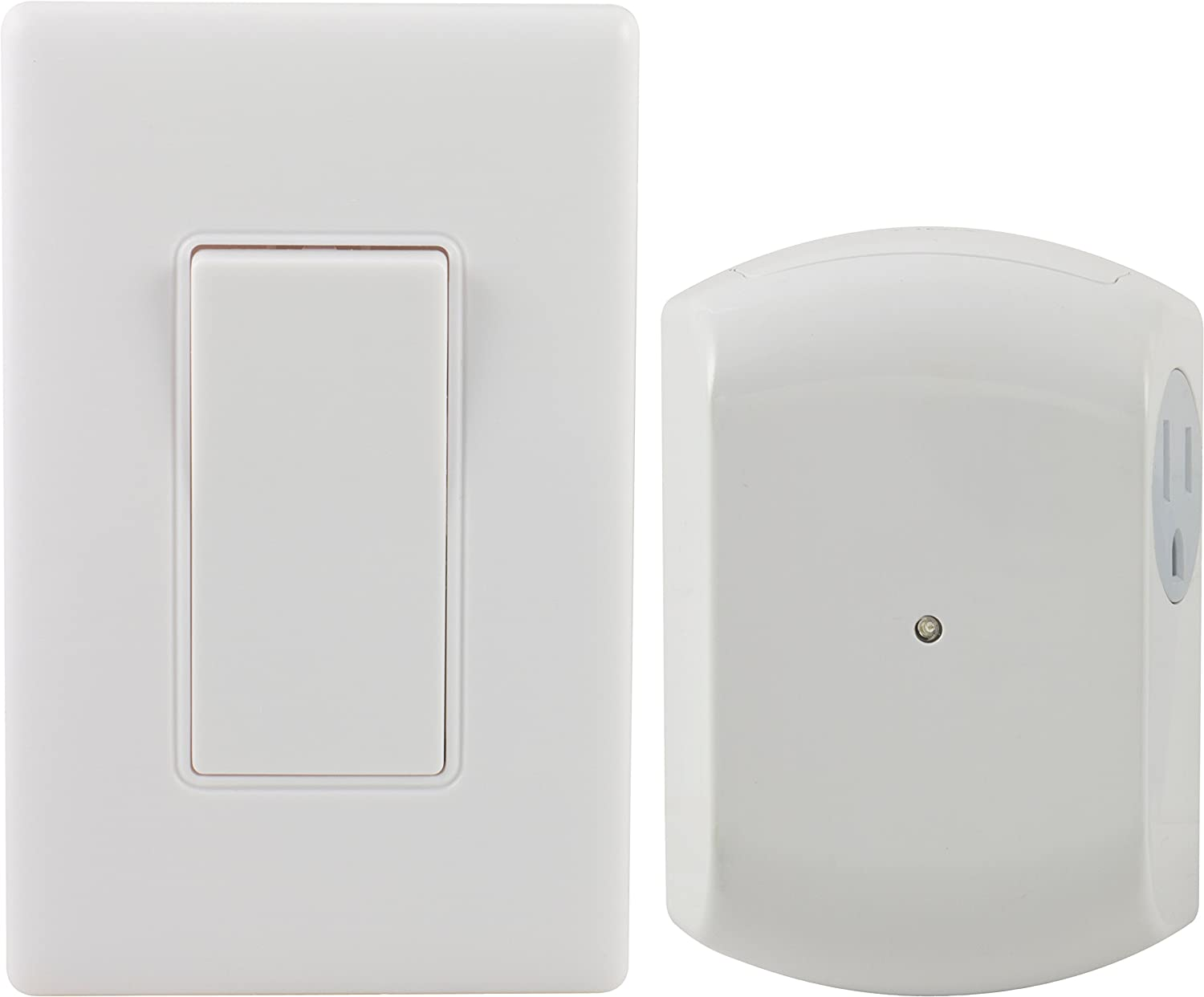 Ge 18279 Wireless Wall Switch Lighting Control Remote