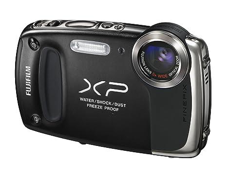 Fujifilm FinePix XP50 Appareil photo numérique 14 Mpix Zoom optique Fujinon 5x Etanche 5m Noir