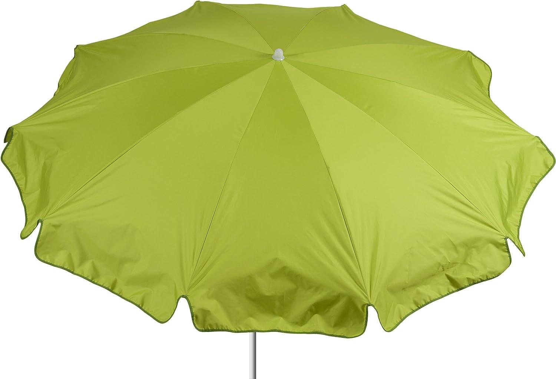 beo Sonnenschirme wasserabweisender, rund, Durchmesser 200 cm, hellgrün online bestellen