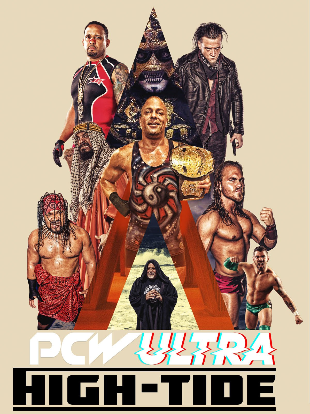 PCW Ultra High Tide on Amazon Prime Instant Video UK