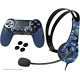 iMW Military Pack for PS4 - Blue - PlayStation 4 (Color: Blue)